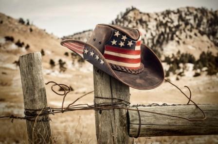 Leder Westernhüte und Cowboyhüte
