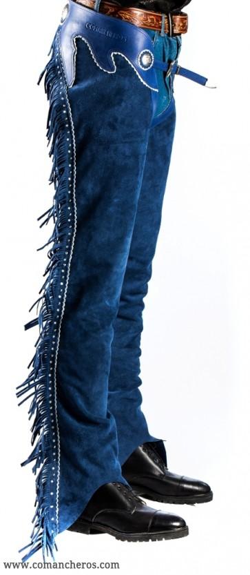 Elegante Chaps Reining jeansfarben