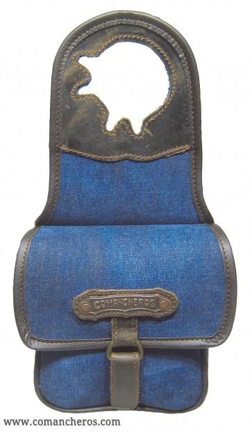 Satteltasche für das Westernreiten