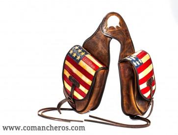 Western-Satteltaschen America Style
