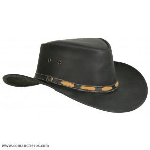 Australianischer schwarzer Hut