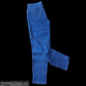 Blue Jeans mit Verstärkung