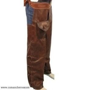 Chaps Shotgun Leder