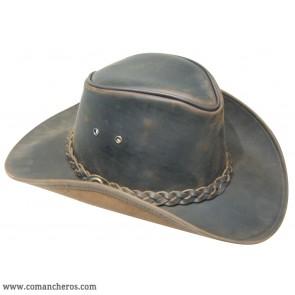 Cowboy Lederhut