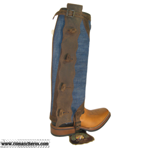 Mini Chaps Jeans