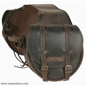Mittlere Satteltasche für Westernsattel