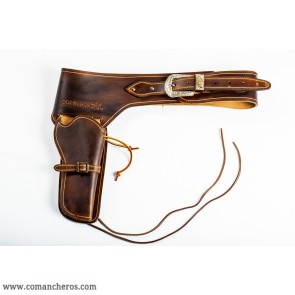 Pistolengürtel von Cowboy