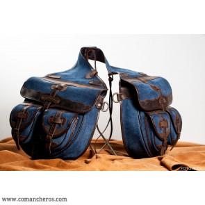 Satteltaschen für den Reitsport mit Taschen