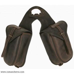 Western-Satteltaschen schnell abnehmbar