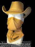 Western Halstuch Leder
